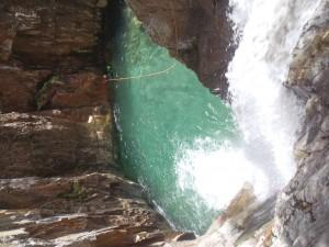 Canyoning en Ariège